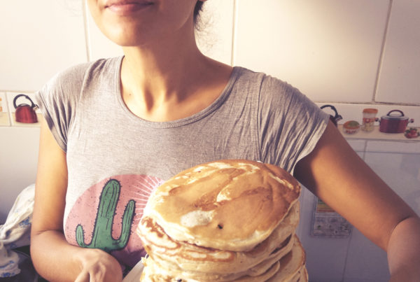 café da manhã e saúde